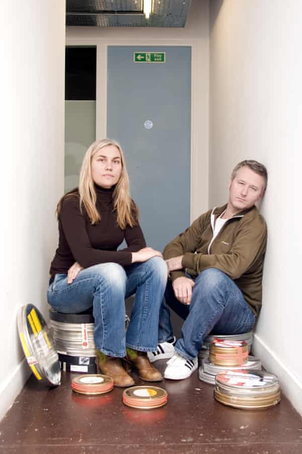 'We only realised how stupid we are in the past few years' … Christine Molloy and Joe Lawlor.