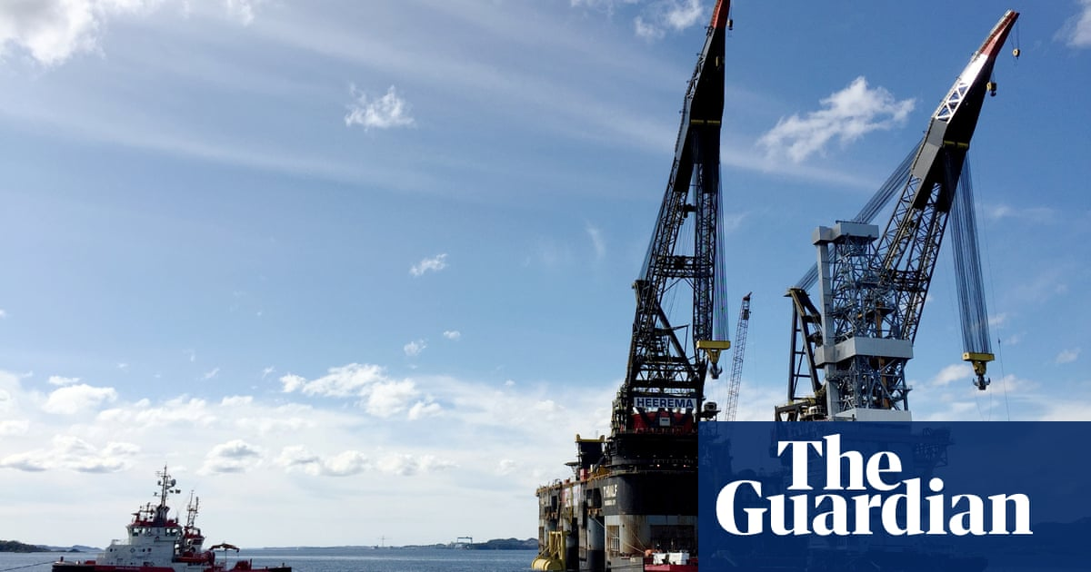 Climate activists take Norway to human rights court over Arctic oil plans