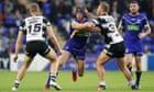 Warrington stun Hull with storming second-half comeback