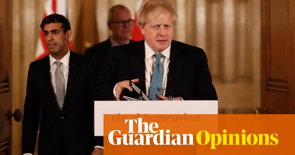 Where were the critics who could have stopped Johnson leading Britain to Covid tragedy?