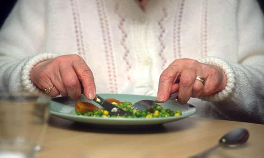 The nutritional content of meals is key in care homes.