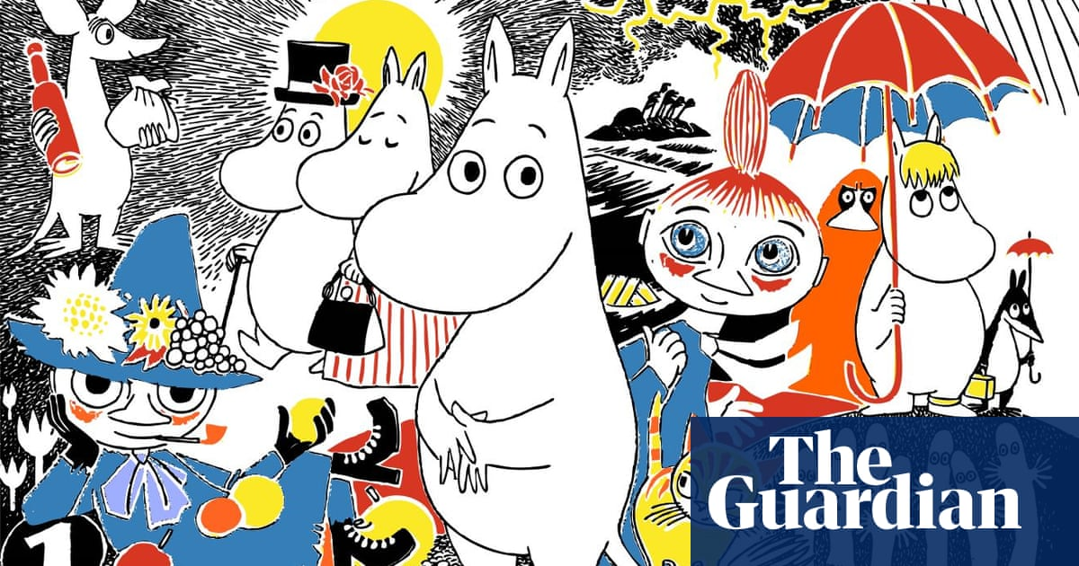 It is a religion': how the world went mad for Moomins | Books | The