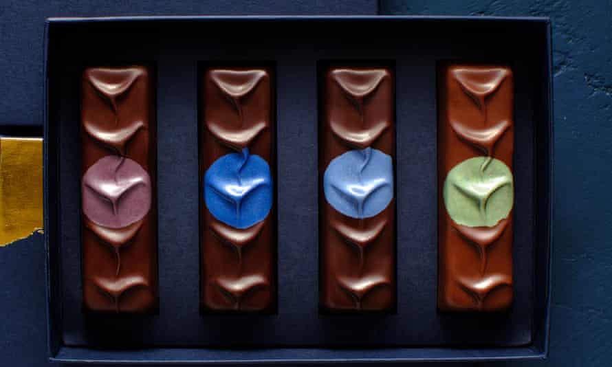 'After much mixing and tasting, we have settled on four bars': Annalisa and David Crichton's Careless Collection.