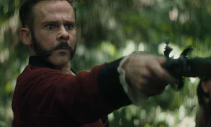Dominic Monaghan in Edge of the World.