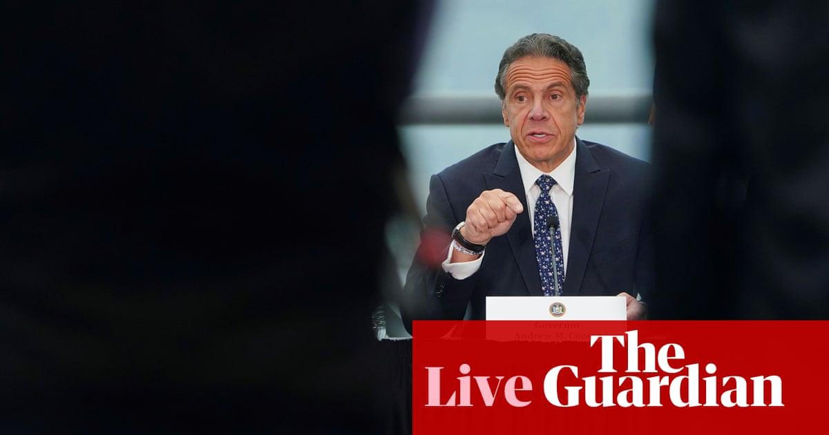 Cuomo accuser calls for impeachment after investigation corroborates allegations – live