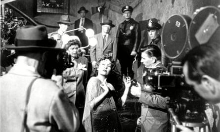 Gloria Swanson as Norma Desmond in Sunset Boulevard