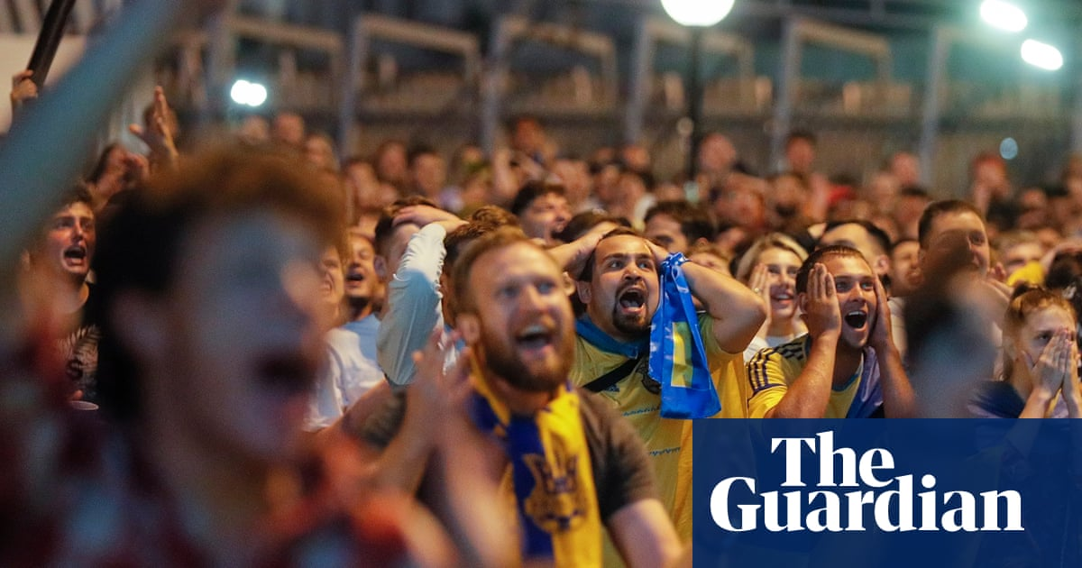 'I want to believe': proud Ukraine aims for Euro 2020 upset against England