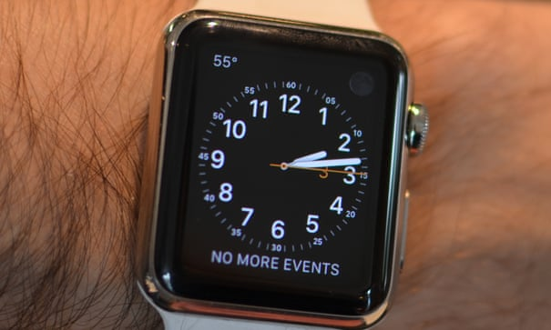 Why I have finally taken off the Apple Watch for the last time