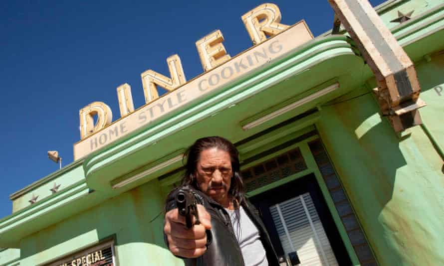 Would you buy a taco from this man? … Trejo in Bullet.
