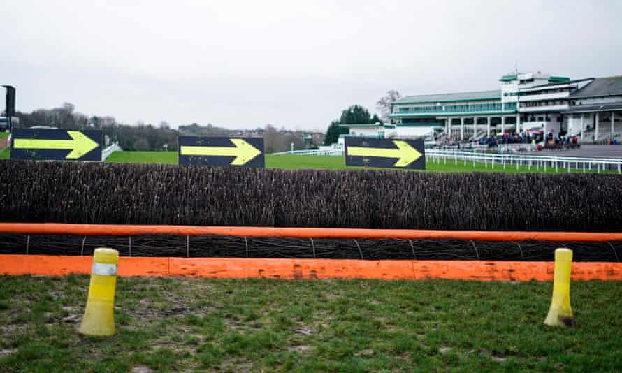 Chepstow's Welsh National meeting has been abandoned.