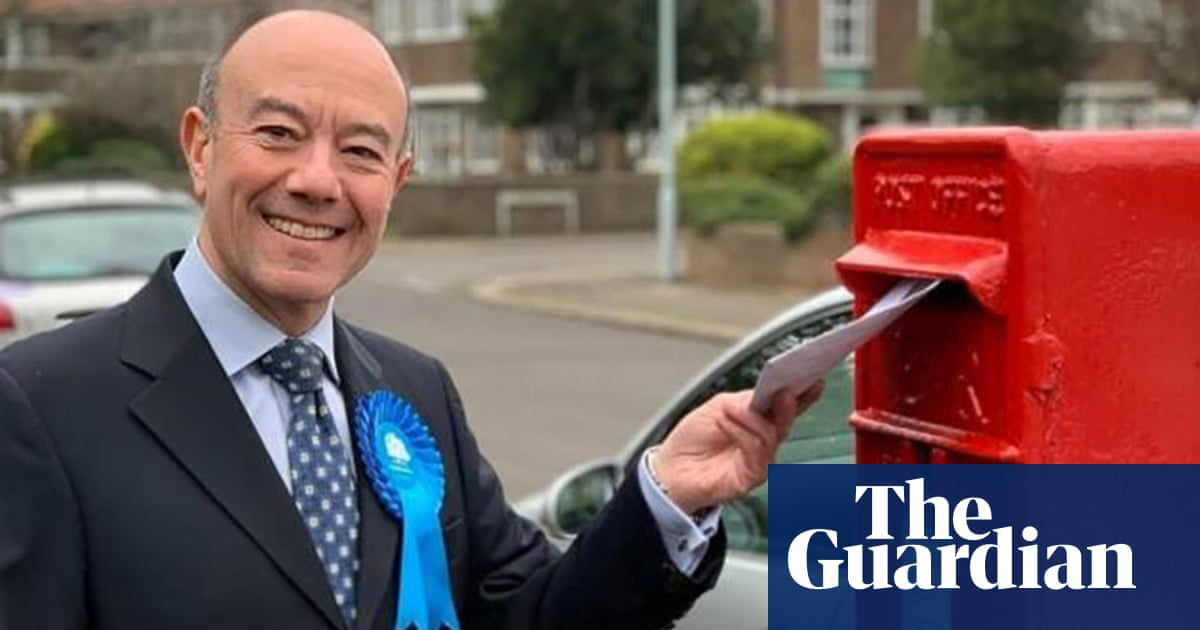Tory councillor in Worthing suspended over alleged support of far right