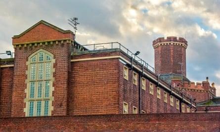 Reading prison in 2006.