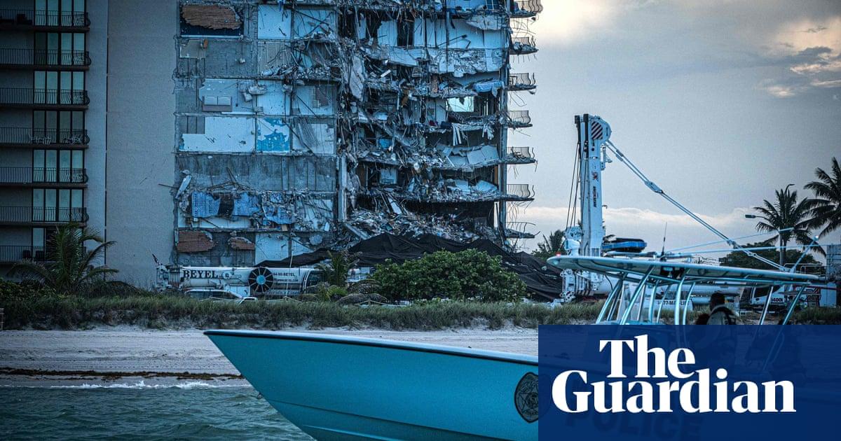 Judge approves sale of Miami condo collapse site for victims' benefit