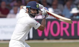 Virat Kohli is in good form leading up to the Test series