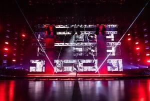 Stormzy's Glastonbury rehearsals from 2019