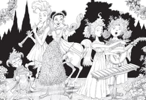 Chris Riddell's Goth Girl and the Sinister Symphony