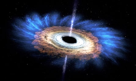 Star torn apart by black hole