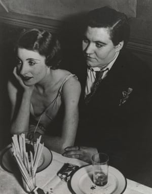 Fat Claude and her Girlfriend at Le Monocle, 1932