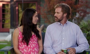 A Deadly Adoption: the moment Will Ferrell realises Lifetime has become self aware