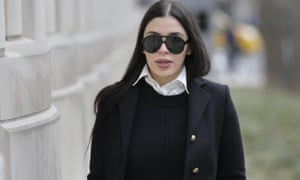 "EMMA CORONEL la ""DEVOTA ESPOSA"" del CHAPO o OTRA ESTRATEGIA del CAPO ?: THE GUARDIAN...ademas ciudadana ""gringa"". 3102"