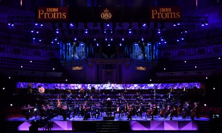 The Last Night of the Proms 2020.