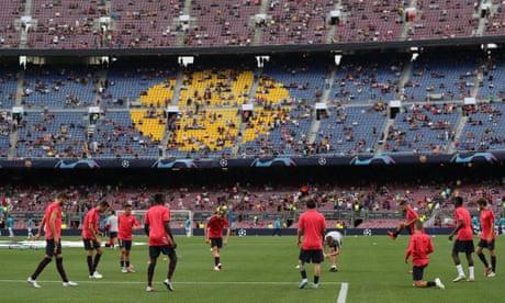 Barcelona v PSV Eindhoven: Champions League – live!