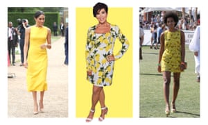 Added zing: Solange Knowles,Kris Jenner and the Duchess of Sussex