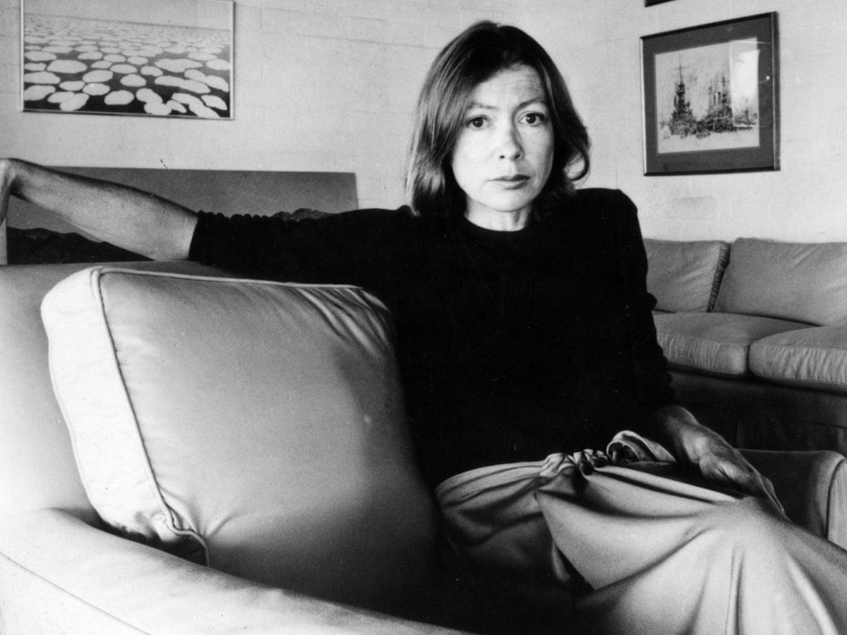Joan didion essayist that help student write good essay