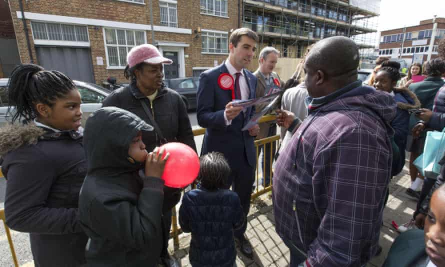Will Martindale, Labour candidate for Battersea