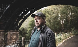 Richard Dawson photographed in Newcastle by Antonio Olmos for the Observer.