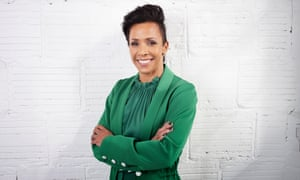 'Life gets tough sometimes' … Kelly Holmes.