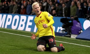 Will Hughes has impressed of late for Watford