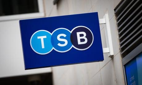 TSB halves bonuses as UK bank reports £205m loss last year