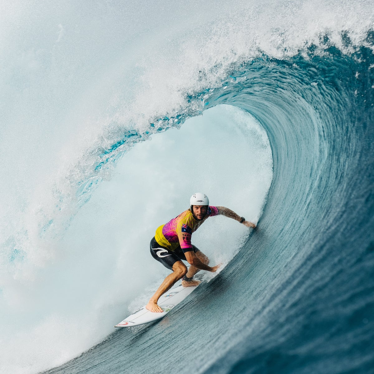 Paris wants to host Olympic surfing competitions on Tahiti ...