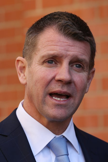 Mike Baird, the NSW premier, agreed that Gayby Baby should not be shown in class time.