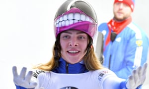 Russia's Elena Nikitina says she wants to compete in the skeleton at the Pyeongchang Olympics after the court of arbitration for sport overturned her doping ban.