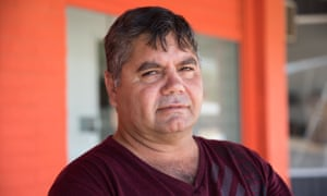 Yuwalaraay man Ted Fields is calling for a royal commission in to the Murray-Darling basin