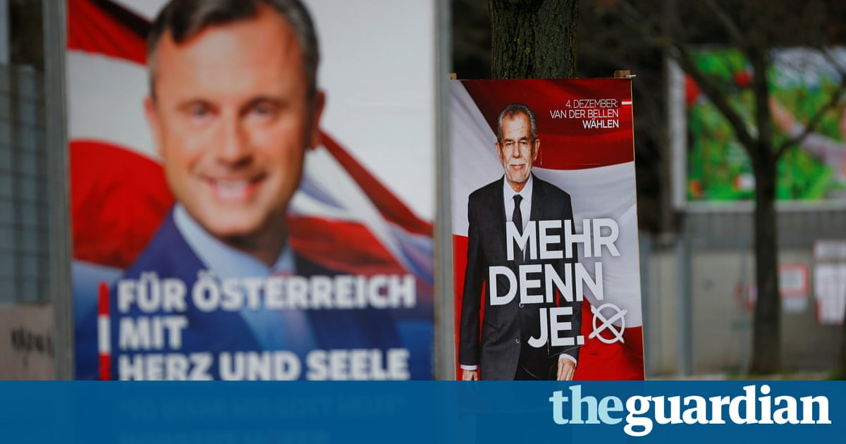 907b7ba19dd mynorthwest.com Austria divided as far-right and Green-backed candidates  face election rerun