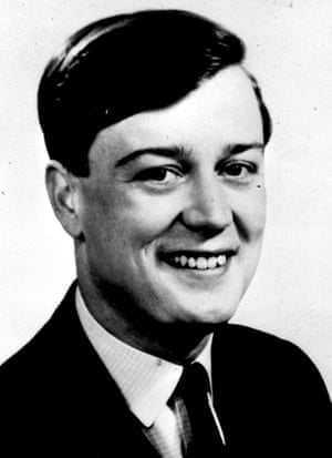 Clarke as the Conservative candidate for Rushcliffe in 1970.
