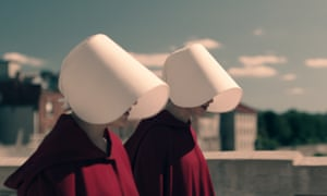 The Handmaid's Tale, based on Margaret Atwood's novel.