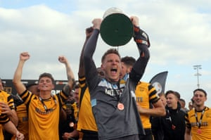Maidstone United worked their way up the fifth tier in 2016.