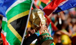 2010 World Cup, South Africa