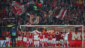 Bayern Munich 5-1 Arsenal: Champions League last 16, first