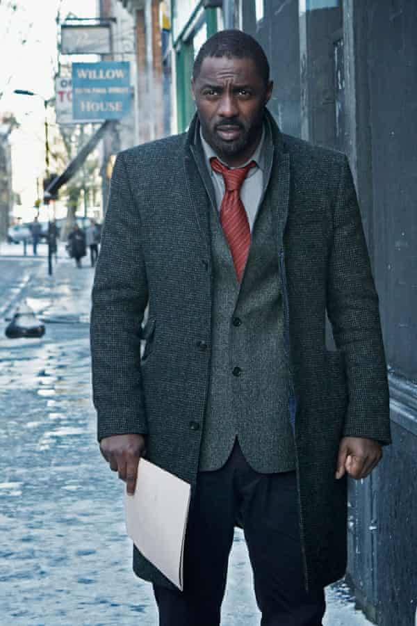 Idris Elba will resume his role as grey-jacketed detective Luther in December on BBC1.