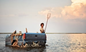 A visionary gleam … Quvenzhané Wallis in Beasts of the Southern Wild (2012).