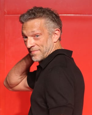 Vincent Cassel in 2019.