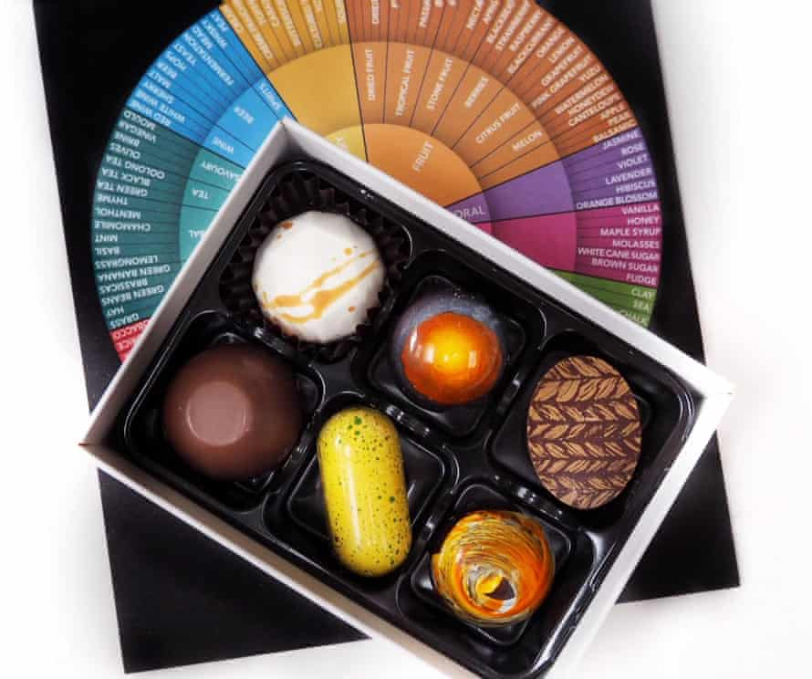 Find your own way: Chocolate Ecstasy Tours