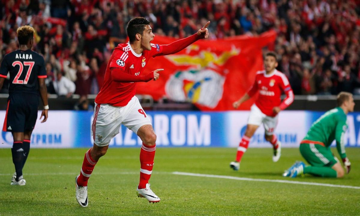 Bayer Benfica Live
