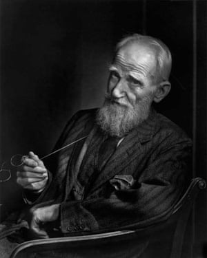 George Bernard Shaw, 1943