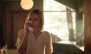 'Heady visual and sensual richness': Chloe Sevigny in The Wait.